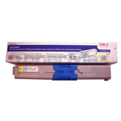 OKIDATA CX2731 TONER YELLOW